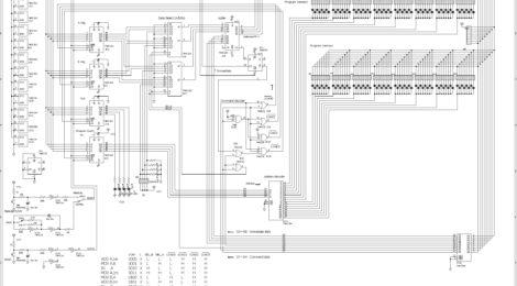 4bit CPU – TD4について